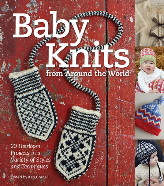 BabyKnits cover